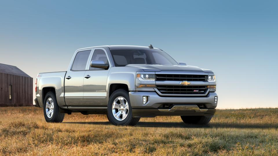 2017 Chevrolet Silverado 1500 Vehicle Photo in Williston, ND 58801
