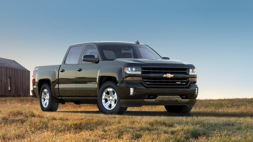 2017 Chevrolet Silverado 1500 Vehicle Photo in Wendell, NC 27591