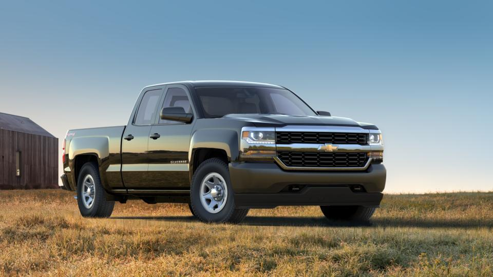 2017 Chevrolet Silverado 1500 Vehicle Photo in Plainfield, IL 60586-5132