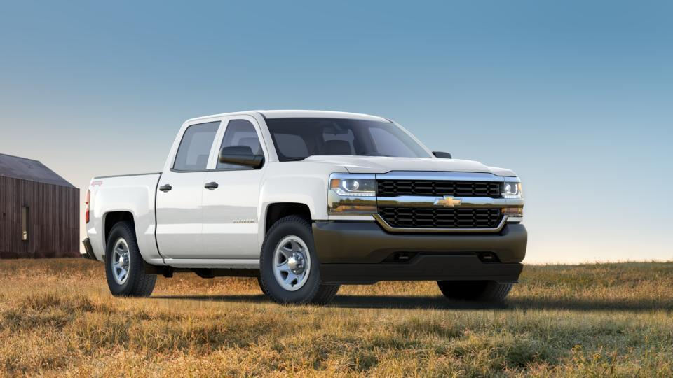 2017 Chevrolet Silverado 1500 Vehicle Photo in Hyde Park, VT 05655