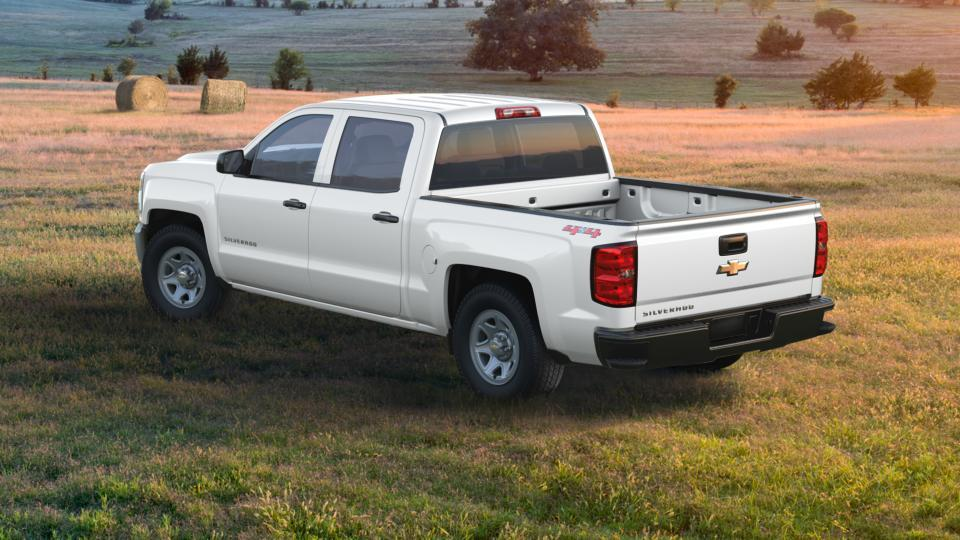new 2017 summit white chevrolet silverado 1500 crew cab short box 4 wheel drive wt for sale in. Black Bedroom Furniture Sets. Home Design Ideas