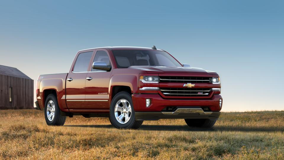 2017 Chevrolet Silverado 1500 Vehicle Photo in Middleton, WI 53562