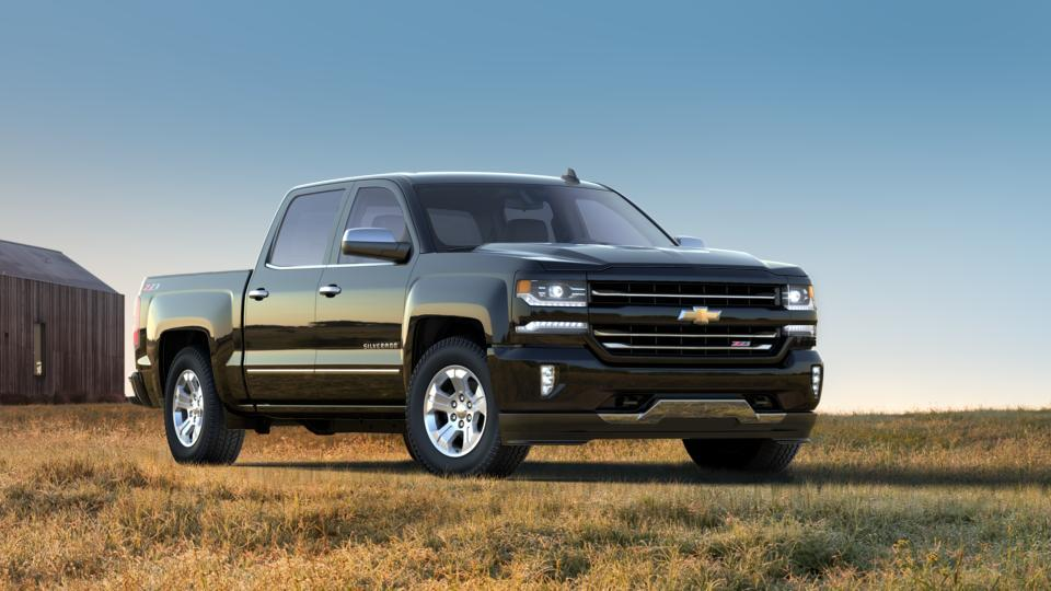 2017 Chevrolet Silverado 1500 Vehicle Photo in Arlington, TX 76017