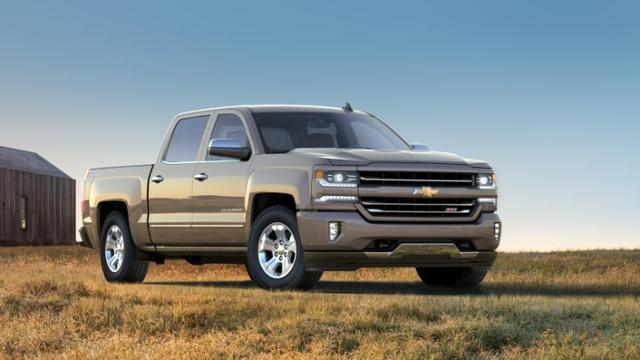 2017 Chevrolet Silverado 1500 Vehicle Photo In Fayette Al 35555 1118