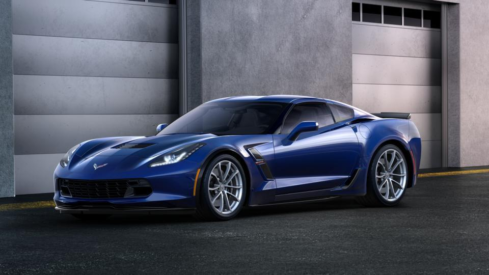 2017 Chevrolet Corvette Vehicle Photo in Independence, MO 64055