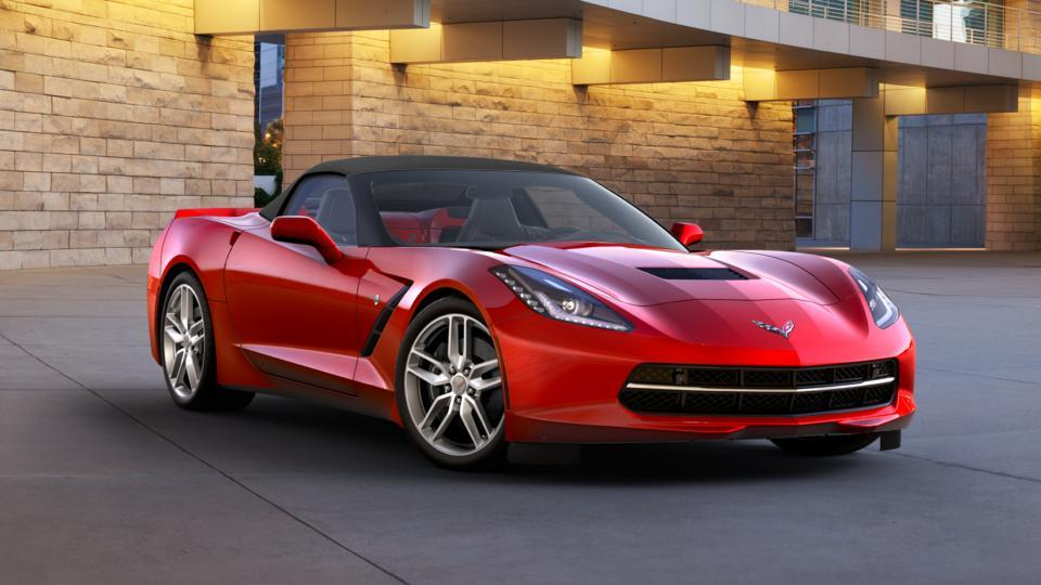 2017 Chevrolet Corvette Vehicle Photo in Knoxville, TN 37912