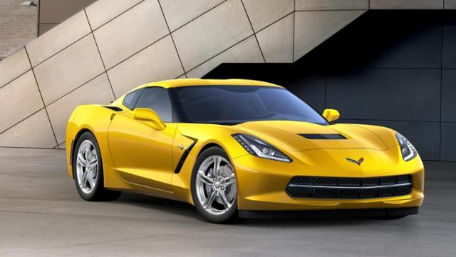 2017 Chevrolet Corvette Vehicle Photo In Bowling Green Ky 42104