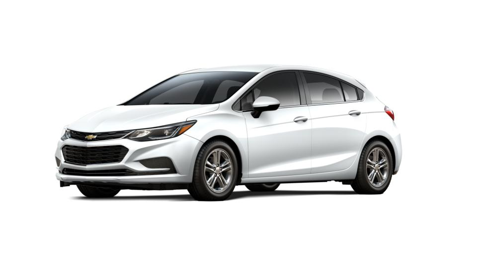 2017 Chevrolet Cruze Vehicle Photo in San Angelo, TX 76903