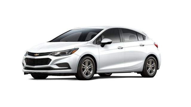 2017 Chevrolet Cruze Vehicle Photo In Toronto On M6a 2t1