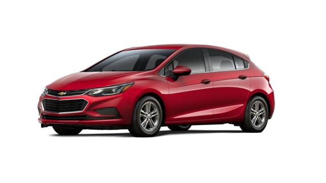 2017 Chevrolet Cruze Vehicle Photo In Orrville Oh 44667