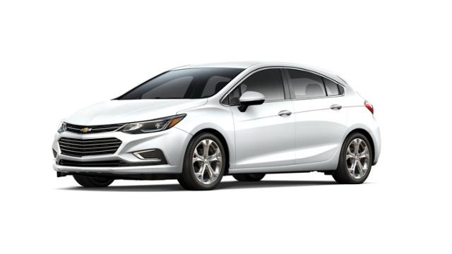 2017 Chevrolet Cruze Vehicle Photo In Sterling Heights Mi 48313