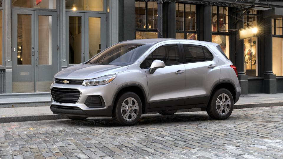 2017 Chevrolet Trax Vehicle Photo in Van Nuys, CA 91401