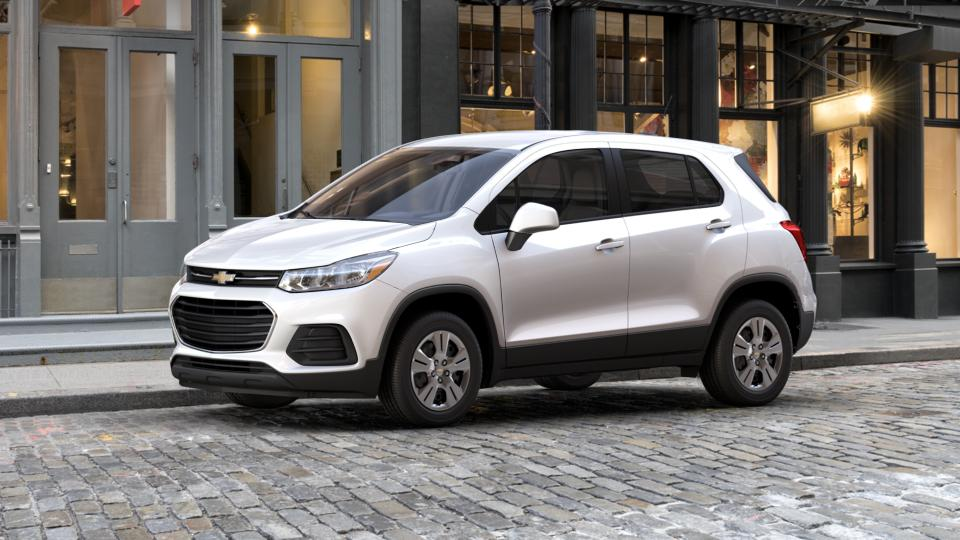 2017 Chevrolet Trax Vehicle Photo in Anchorage, AK 99515