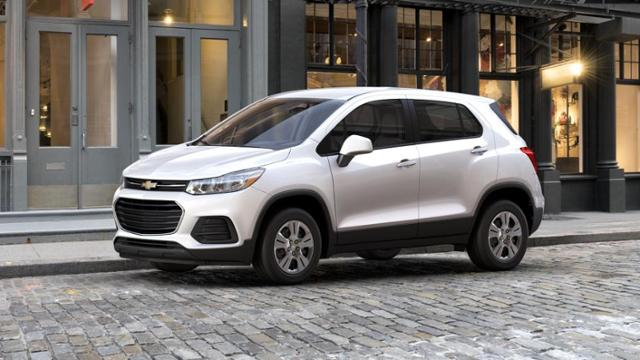 2017 Chevrolet Trax Vehicle Photo In Eureka Ca 95501