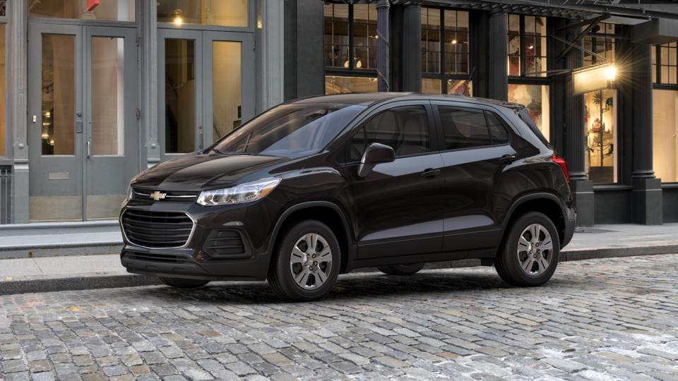 2017 Chevrolet Trax Vehicle Photo in Bridgeview, IL 60455