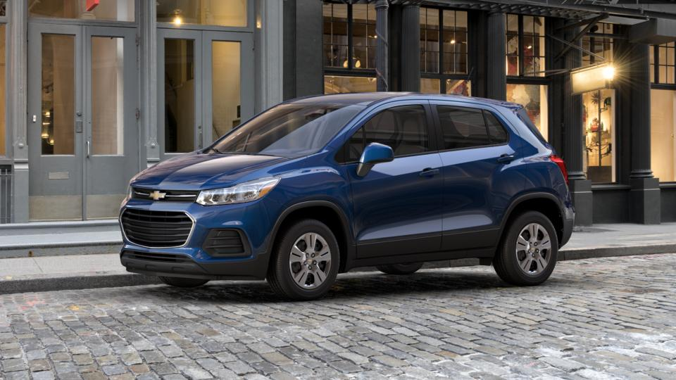 2017 Chevrolet Trax Vehicle Photo in Mission, TX 78572