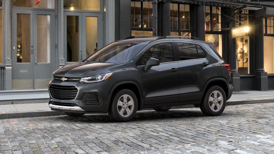 2017 Chevrolet Trax Vehicle Photo in Newton Falls, OH 44444