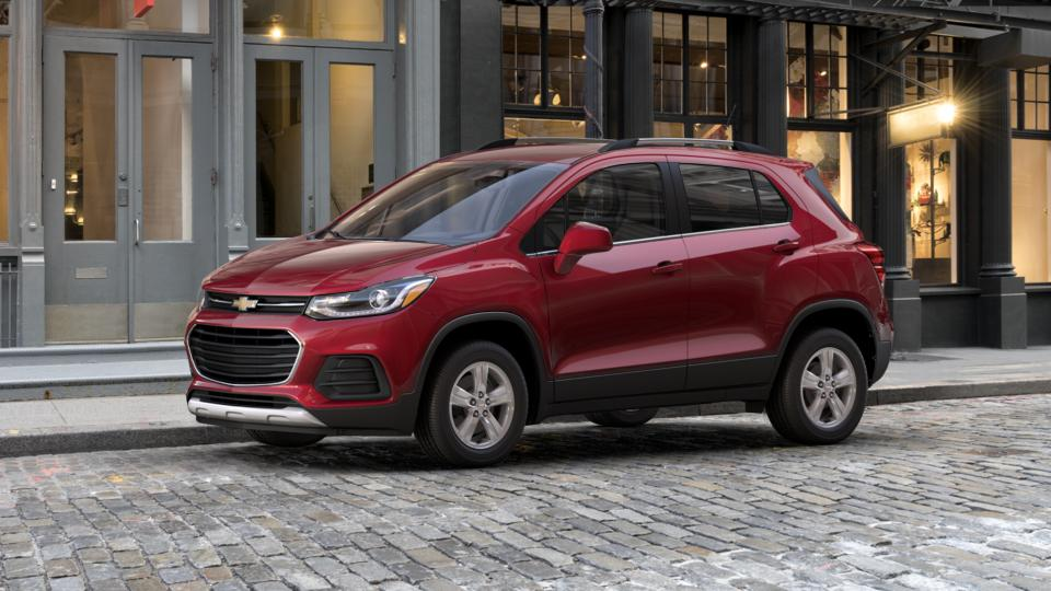 2017 Chevrolet Trax Vehicle Photo in Chickasha, OK 73018