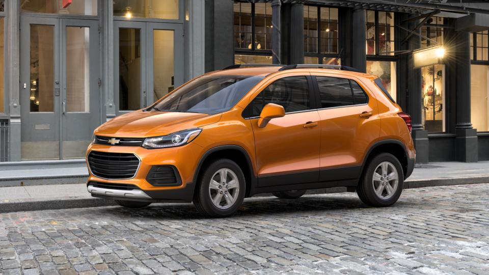 2017 Chevrolet Trax Vehicle Photo in Plainfield, IN 46168