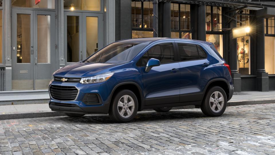 2017 Chevrolet Trax Vehicle Photo in Elyria, OH 44035