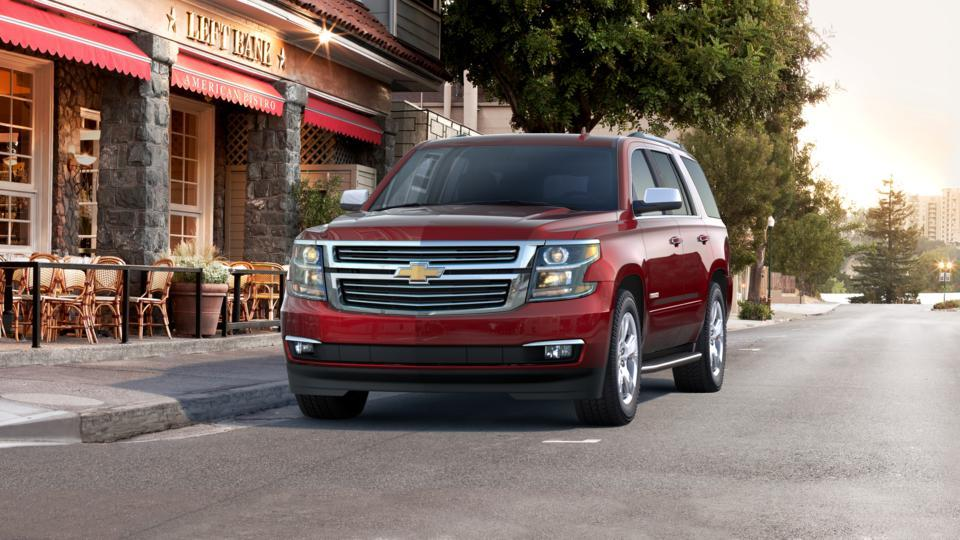 2017 Chevrolet Tahoe Vehicle Photo in Madison, WI 53713