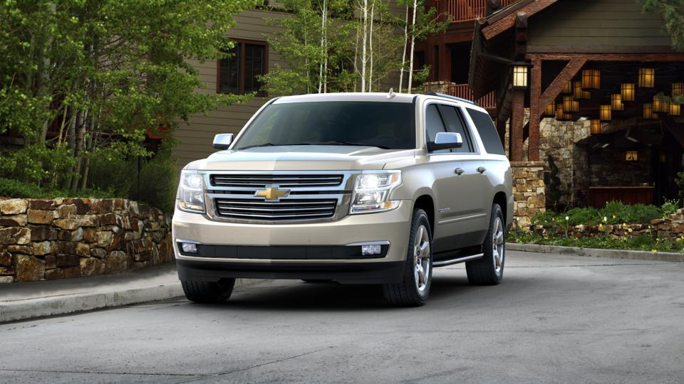 2017 Chevrolet Suburban Vehicle Photo in Champlain, NY 12919