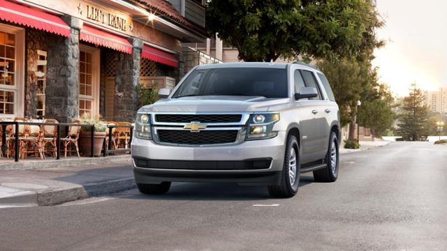 2017 Chevrolet Tahoe Vehicle Photo In Greeley Co 80634