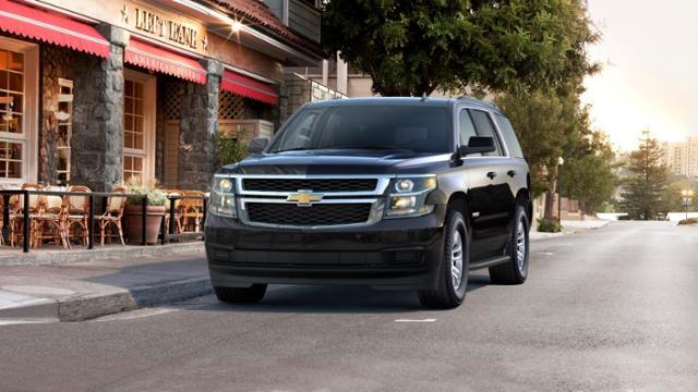 2017 Chevrolet Tahoe Vehicle Photo In Haskell Tx 79521