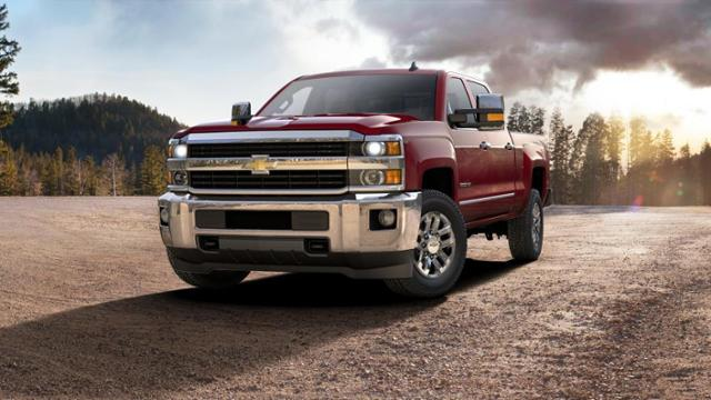 2017 Chevrolet Silverado 3500hd Vehicle Photo In Sparta Mi 49345