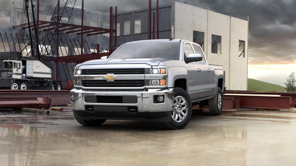 2017 Chevrolet Silverado 2500HD Vehicle Photo in Henderson, NV 89014