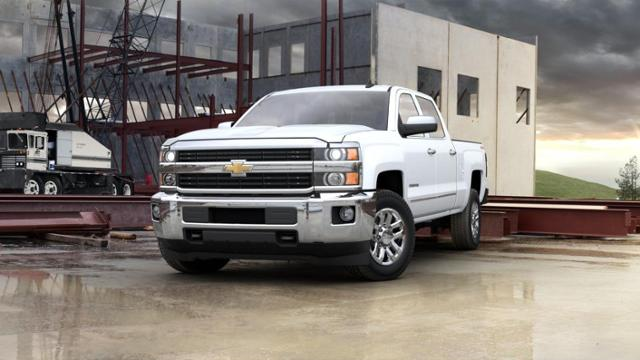 2017 Chevrolet Silverado 2500hd Vehicle Photo In London Oh 43140