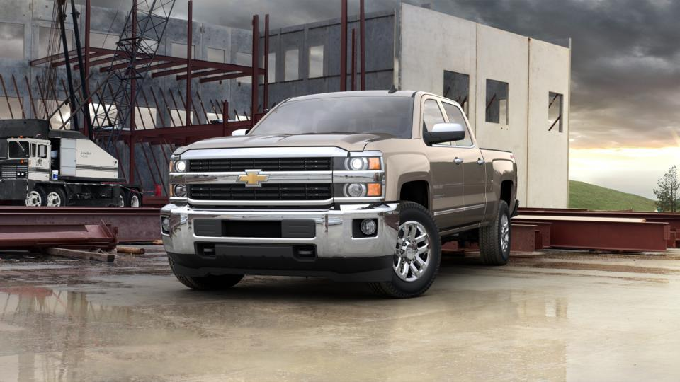 2017 Chevrolet Silverado 2500HD Vehicle Photo in Winnsboro, SC 29180