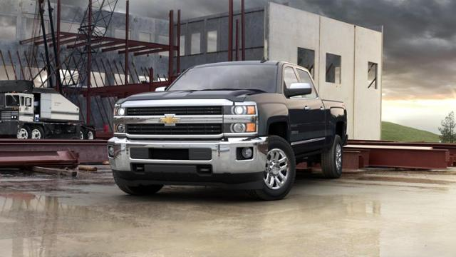 2017 Chevrolet Silverado 2500hd Vehicle Photo In Greeley Co 80634