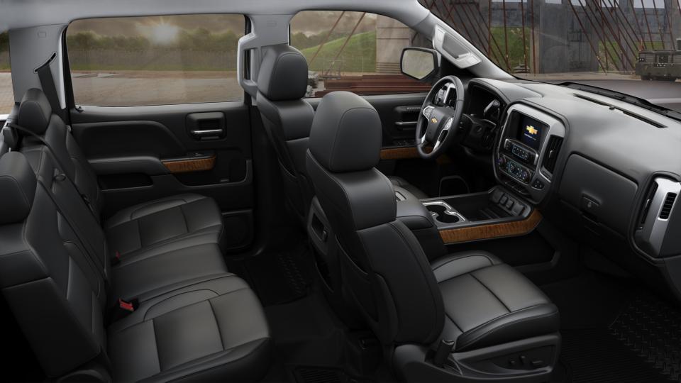 Milton Ruben Chevy >> 2017 Chevrolet Silverado 2500HD Crew Cab Standard Box 4-Wheel Drive LTZ in Graphite Metallic for ...