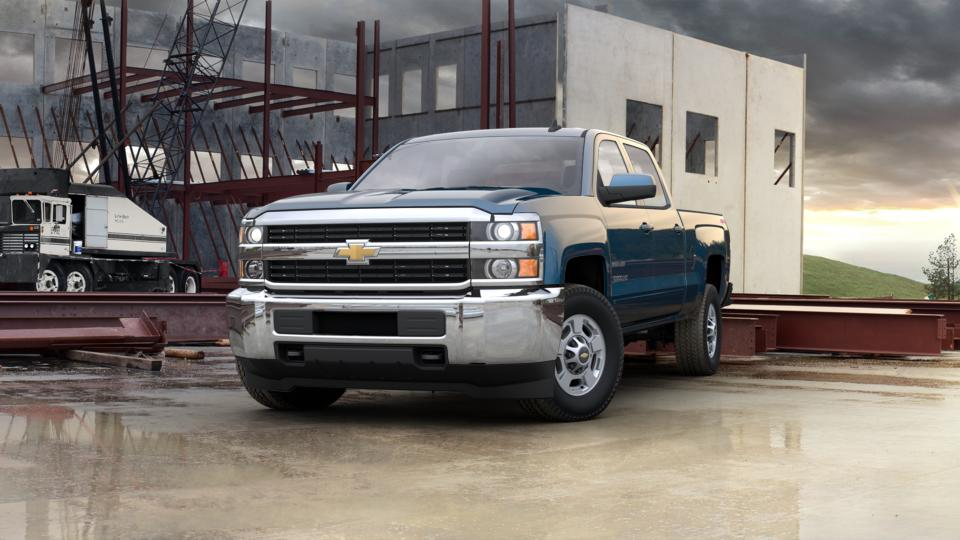 2017 Chevrolet Silverado 2500HD Vehicle Photo in South Portland, ME 04106