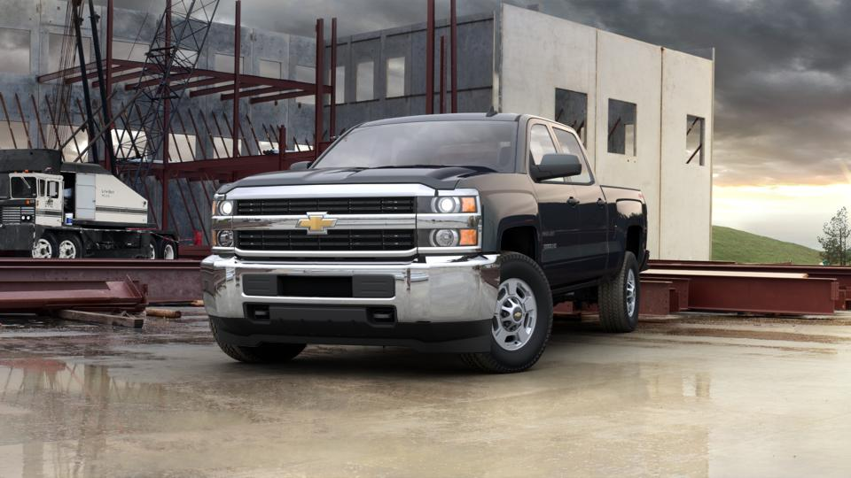 2017 Chevrolet Silverado 2500HD Vehicle Photo in Sioux City, IA 51101
