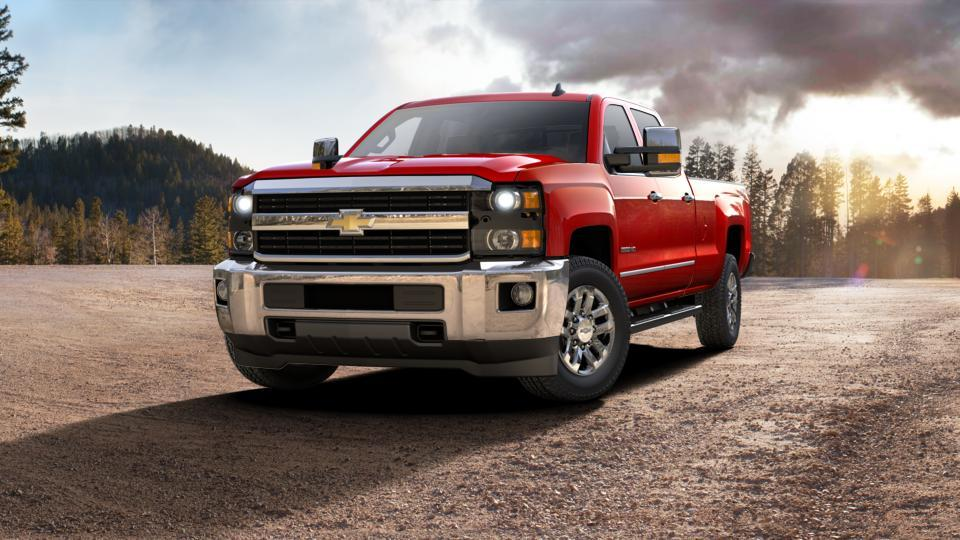 2017 Chevrolet Silverado 3500HD Vehicle Photo in Enid, OK 73703