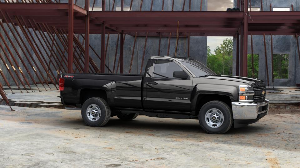 danvers black 2017 chevrolet silverado 2500hd new truck for sale hz286988. Black Bedroom Furniture Sets. Home Design Ideas