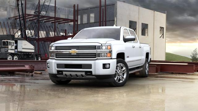 2017 Chevrolet Silverado 2500hd Vehicle Photo In Chatom Al 36518