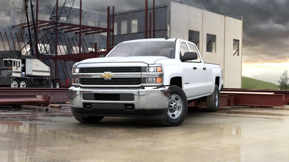 2017 Chevrolet Silverado 2500HD Vehicle Photo in Beaufort, SC 29906