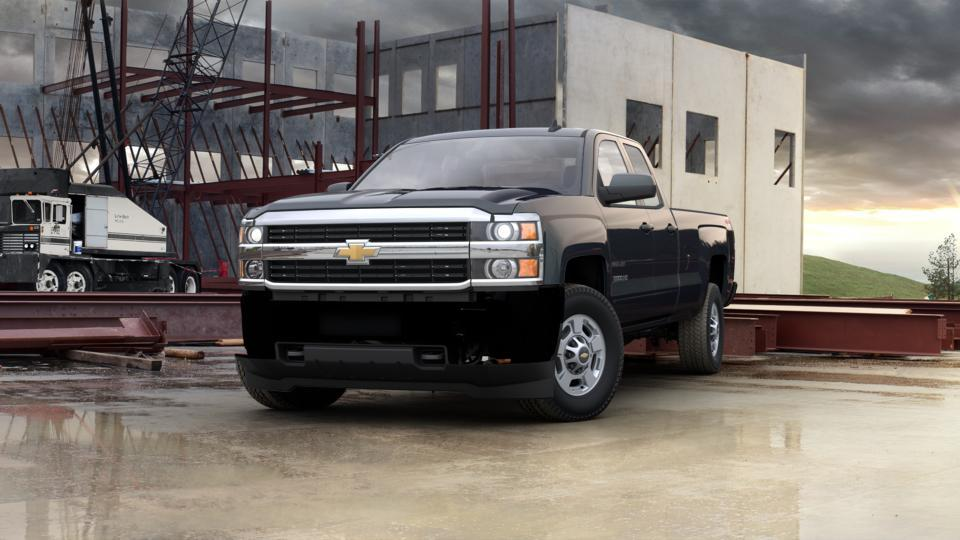 2017 Chevrolet Silverado 2500HD Vehicle Photo in Helena, MT 59601