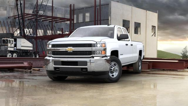 2017 Chevrolet Silverado 2500hd Vehicle Photo In Forest Hills Queens Ny 11375