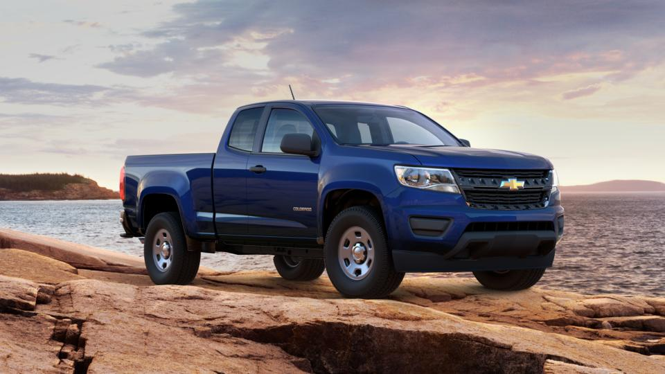2017 Chevrolet Colorado Vehicle Photo in Lees Summit, MO 64086