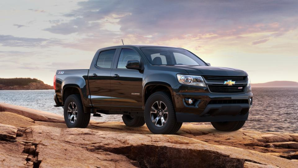 2017 Chevrolet Colorado Vehicle Photo in Johnston, RI 02919