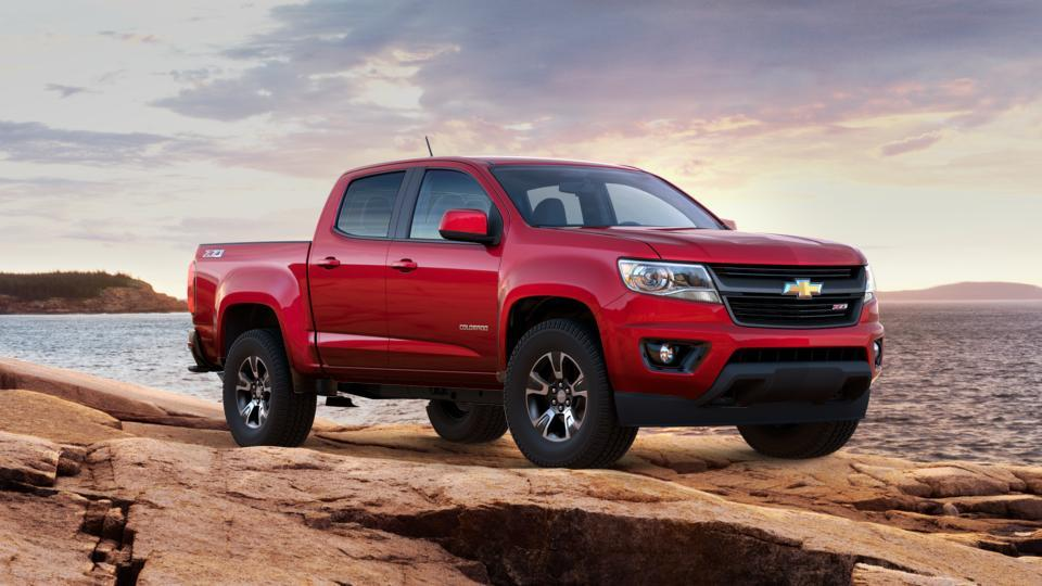 2017 Chevrolet Colorado Vehicle Photo in Springfield, TN 37172