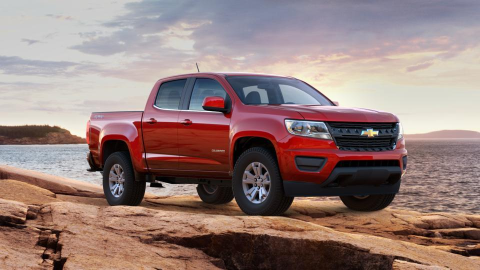 2017 Chevrolet Colorado Vehicle Photo in Columbia, MO 65203-3903