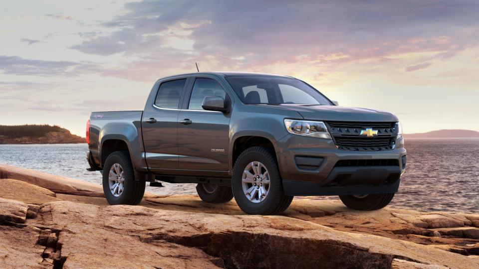 2017 Chevrolet Colorado Vehicle Photo In Olympia Wa 98502