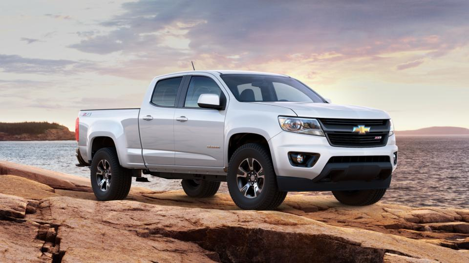 summit white 2017 chevrolet colorado used truck for sale. Black Bedroom Furniture Sets. Home Design Ideas