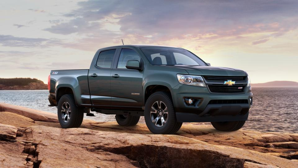 2017 Chevrolet Colorado Vehicle Photo in Portland, OR 97225