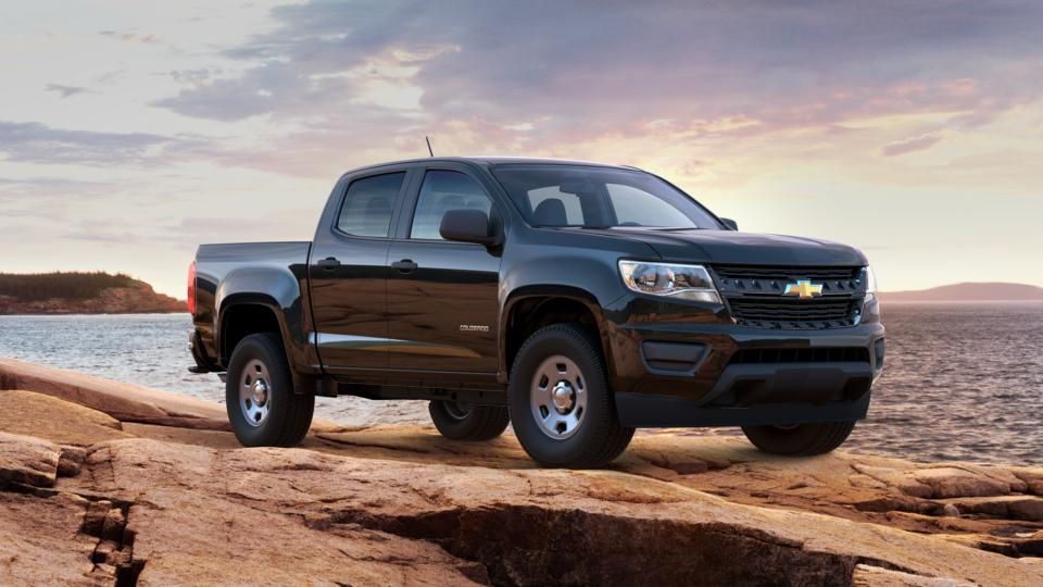 2017 Chevrolet Colorado Vehicle Photo in Wilmington, NC 28403